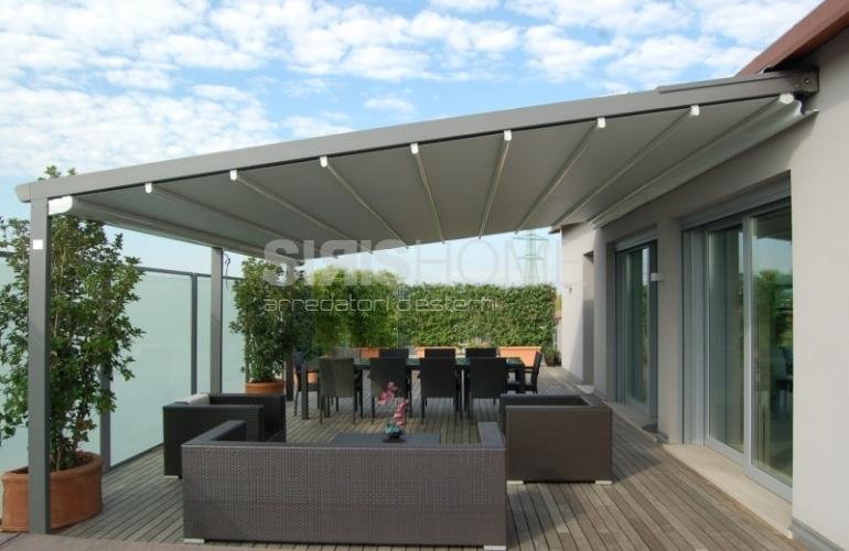 Siris Home - Pergotenda, Coperture mobili, Arredo giardino Vicenza ...
